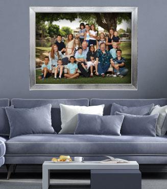 Fine Family Portraiture Art