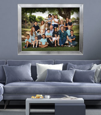 Fine Family Portraiture Art