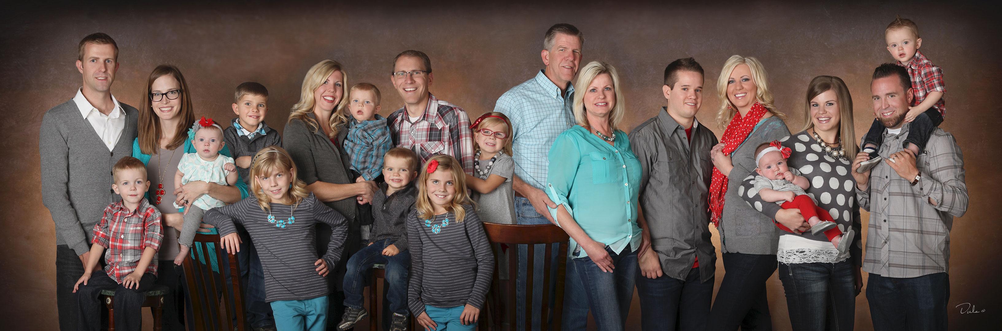 Family Panoramic Art Tempe