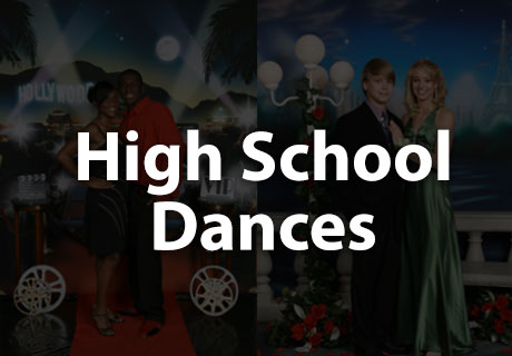 High School Dance Photography Gallery