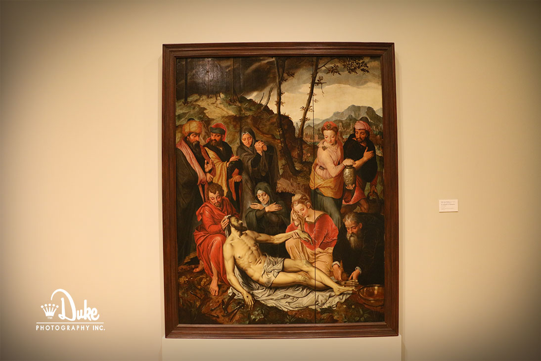 Crucifixion of Jesus Christ at the Phoenix Art Museum