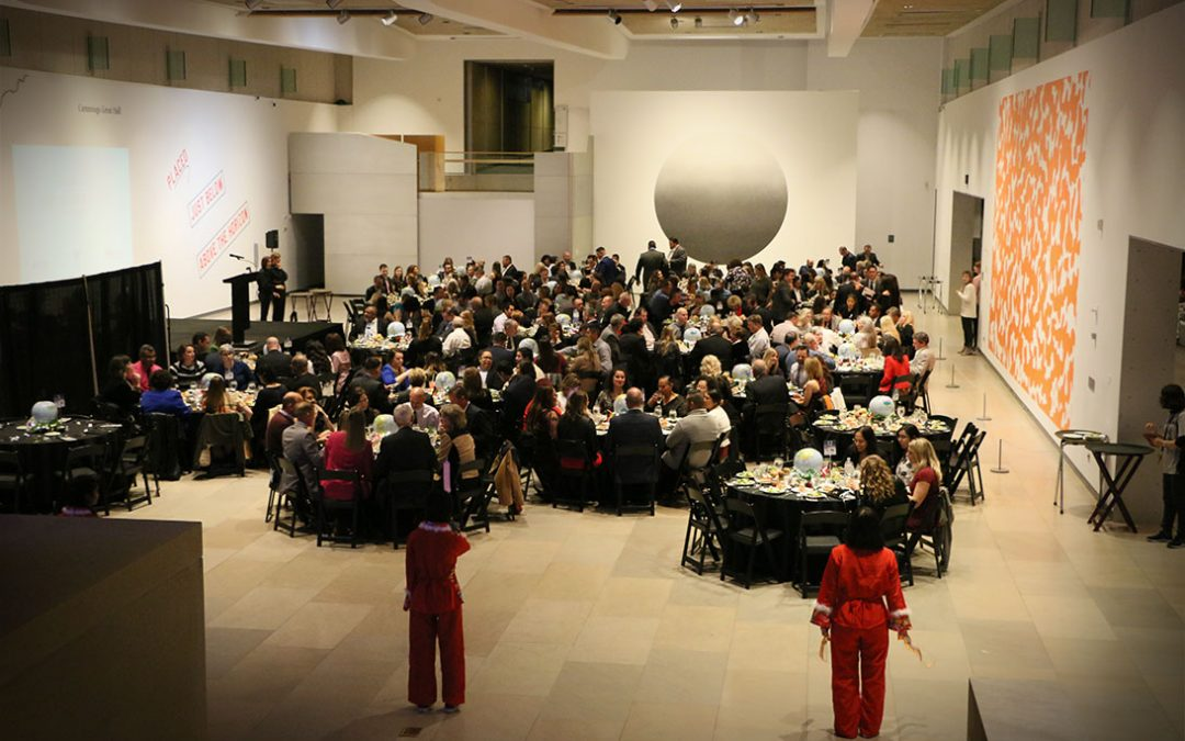 PUFE 2019 Scholarship Dinner at the Phoenix Art Museum