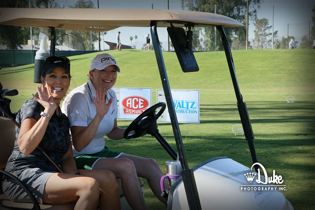 ACE Asphalt Grand Canyon University Golf